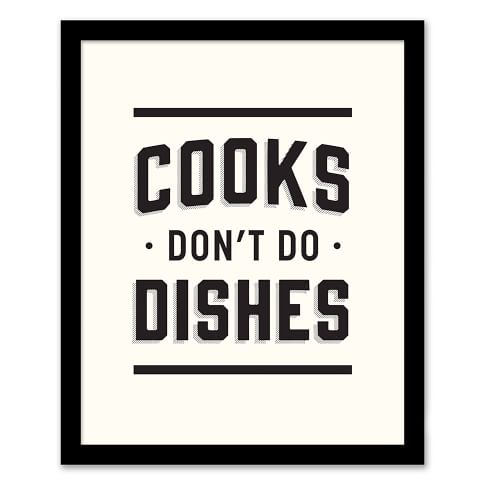 WE Print Collection, Cooks Dishes