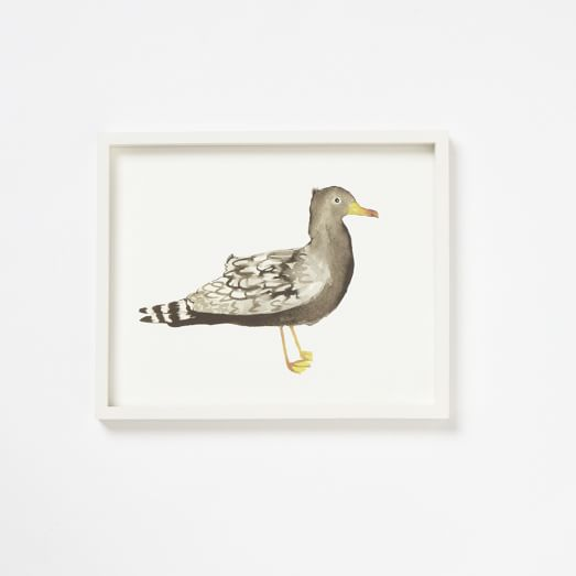 Framed Bird Wall Art, 14