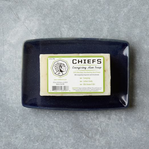 Chiefs Energizing, Man Soap