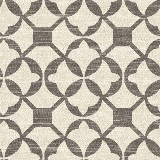SPO Tile Wool Kilim Rug, 16