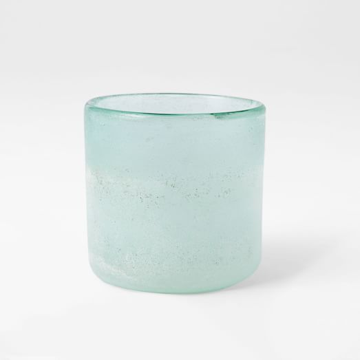 Waterscape Votive, Ice Blue
