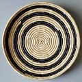 Patterned Wall Hanging Bowls, Large