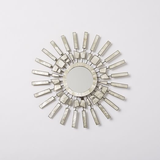Capiz Ray Mirror, Geo Burst