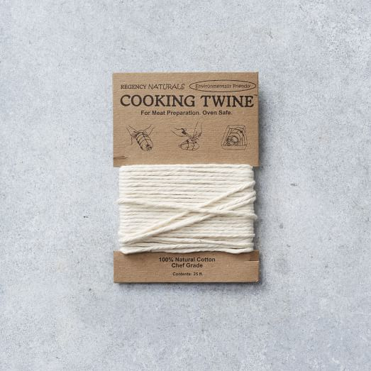 Regency Cook's Products, Natural Cooking Twine, 25'