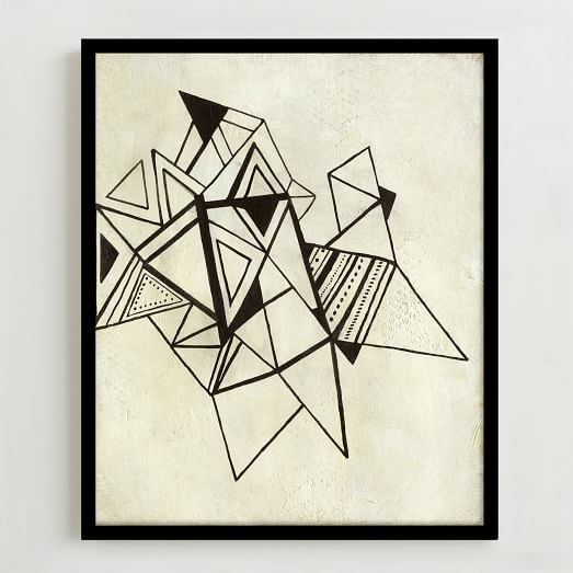 Framed Print, Theoretical Space, 25