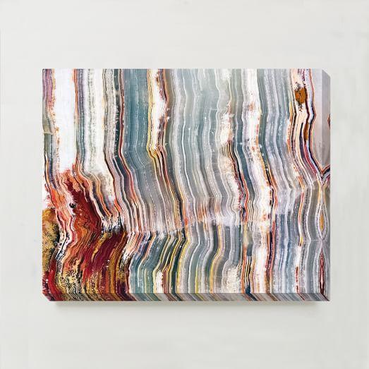 WE Print Collection, Iridescence II, Large