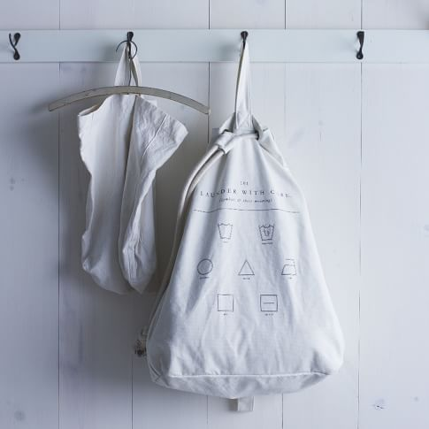 Izola, Laundry Bags, Launder with Care