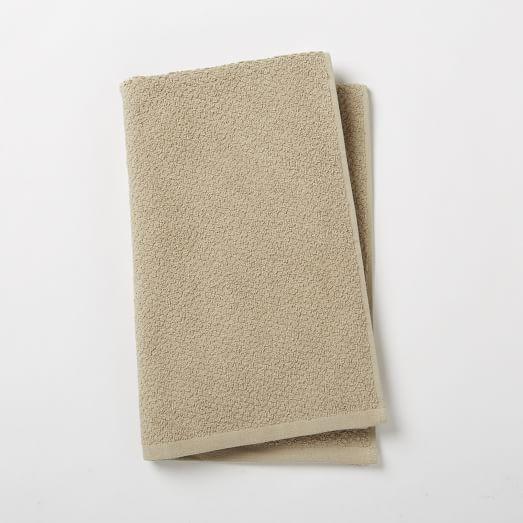 Light Weight Wash Cloth, Flax