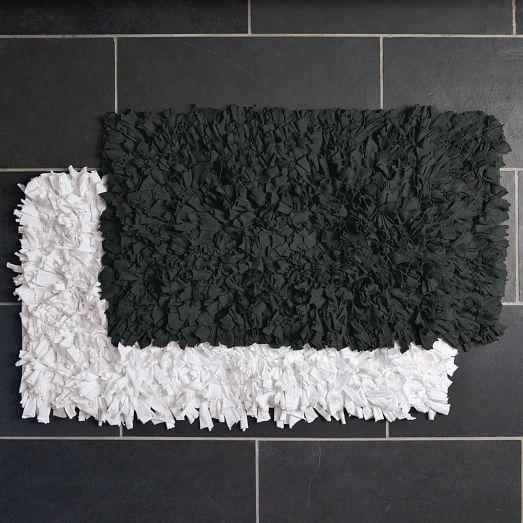 Recycled Jersey Bath Mat, 20