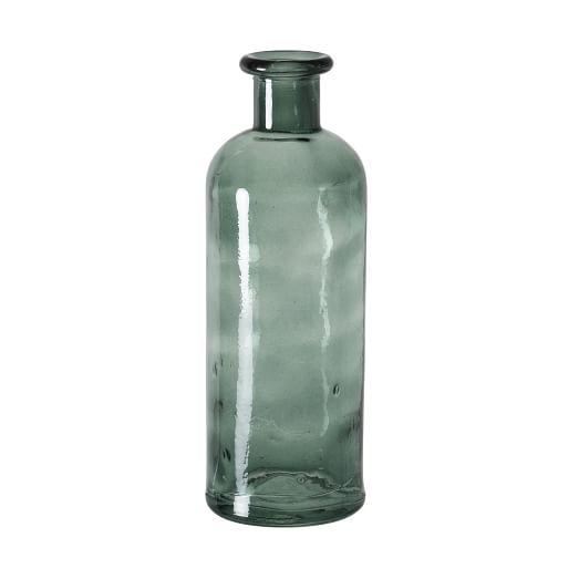 Jug Vase, Large, Emerald