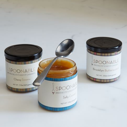 Spoonable Caramel, Salty Traditional Sauce