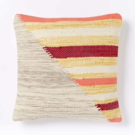Axis Stripe Pillow Cover