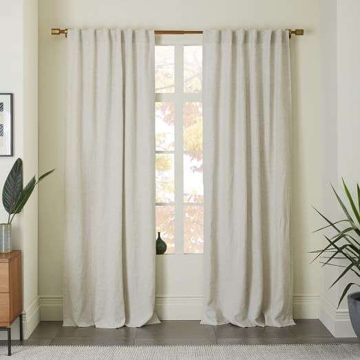 Silk Curtains With Blackout Liner - Best Curtains 2017