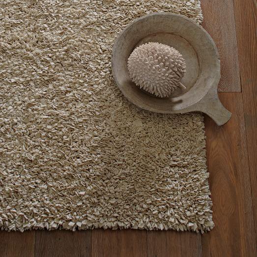 Cozy Textured Wool Rug