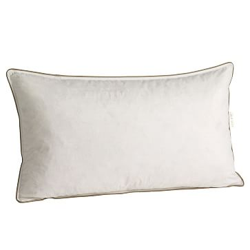 Decorative Pillow West Elm : Decorative Pillow Insert ? 12?x21? west elm