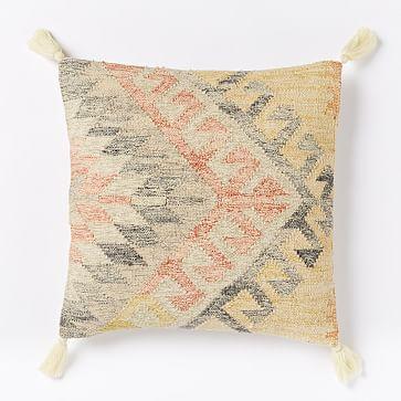 ashik pillow cover west elm. Black Bedroom Furniture Sets. Home Design Ideas