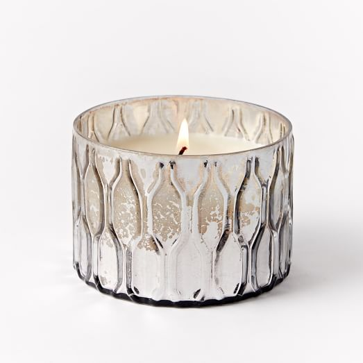 Honeycomb Mercury Scented Candles - Wide