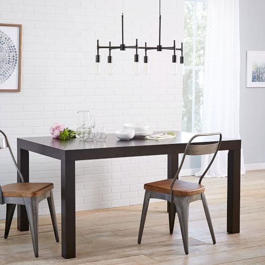 Parsons Expandable Dining Table west elm : parsons expandable dining table c from www.westelm.com size 523 x 523 jpeg 35kB
