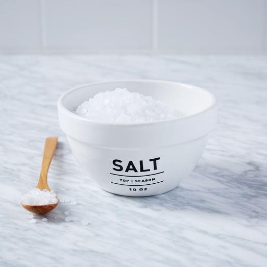 Utility Salt Bowl