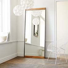 Contemporary Floor Mirrors And Standing Mirrors West Elm