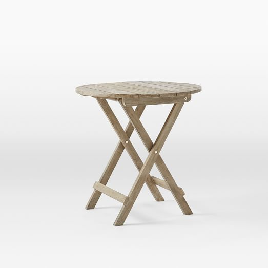 Jardine Folding Bistro Table