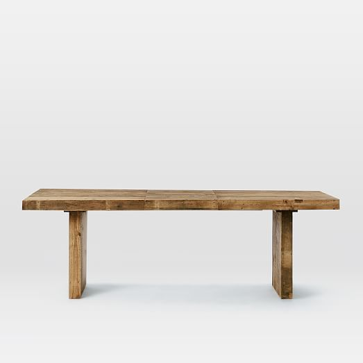 Emmerson™ Reclaimed Wood Expandable Dining Table | west elm