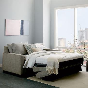 henry pull down sleeper sofa full west elm. Black Bedroom Furniture Sets. Home Design Ideas