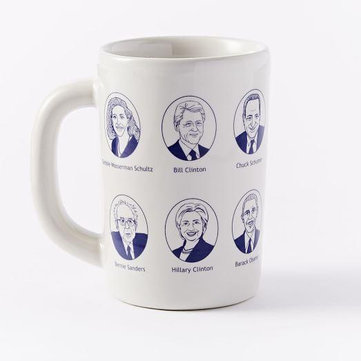 fishs eddy political party mugs west elm