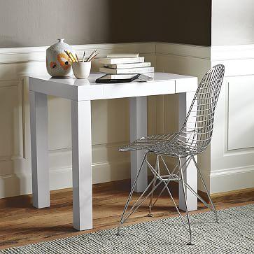 Parsons Mini Desk West Elm