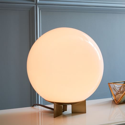 Globe Table Lamp west elm : globe table lamp c from www.westelm.com size 523 x 523 jpeg 17kB