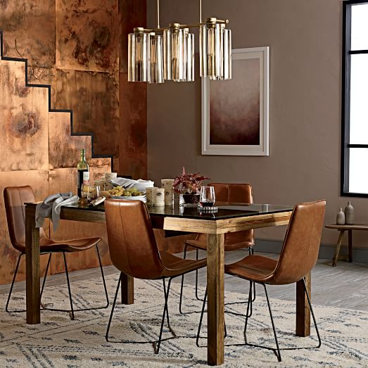 Sloan Dining Table West Elm