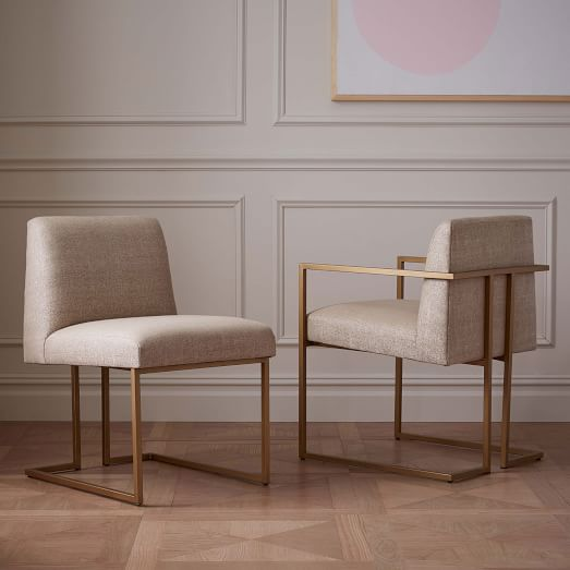 Uptown Dining Side Chair West Elm