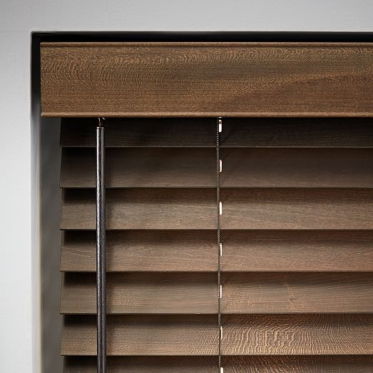 Special Order Bali® Wood Blinds