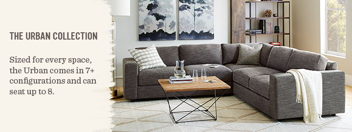 Urban Furniture Collection For Small Spaces West Elm