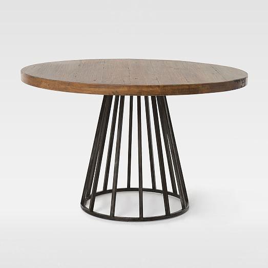 Copenhagen Reclaimed Wood Round Dining Table west elm : copenhagen reclaimed wood round dining table c from www.westelm.com size 523 x 523 jpeg 18kB