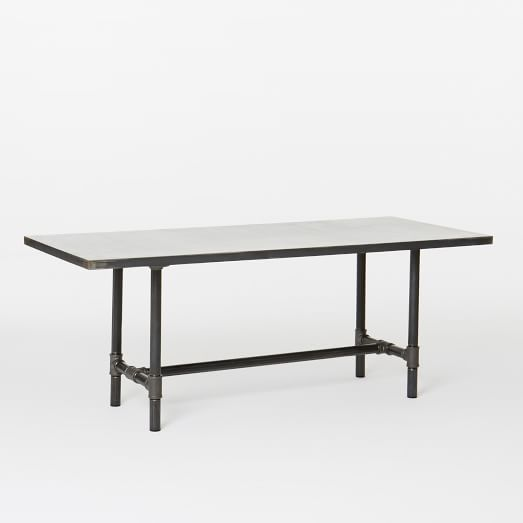 Design Workshop Metal Top Table, 78