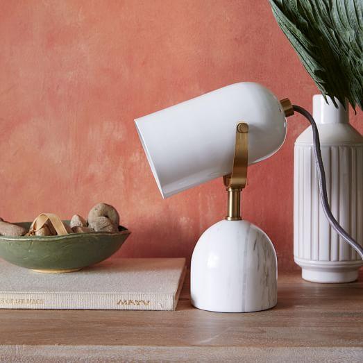 Accent Spotlight Table Lamp West Elm