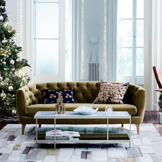 lola sofa 76 west elm. Black Bedroom Furniture Sets. Home Design Ideas