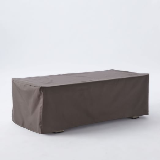 Outdoor Furniture Cover Rectangle Coffee Table West Elm