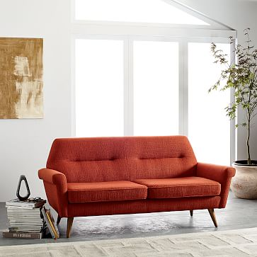 Small Sofas Amp Sectionals West Elm