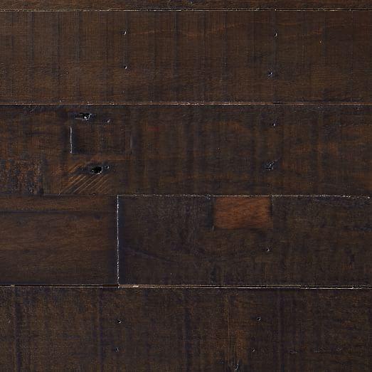 Emmerson Reclaimed Wood Bed Chestnut West Elm