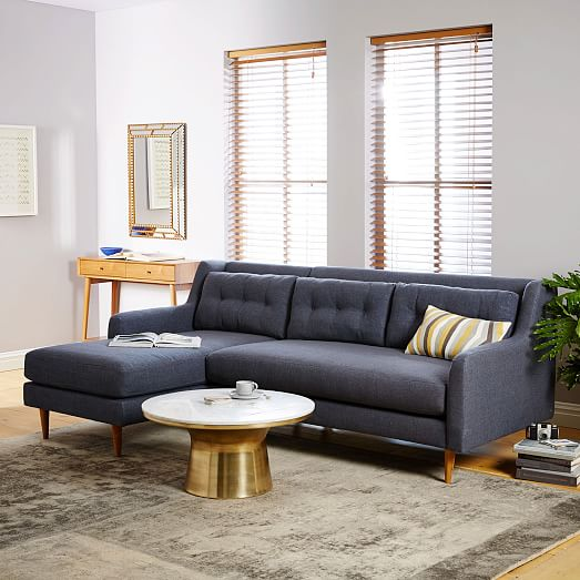 build your own crosby sectional pieces west elm. Black Bedroom Furniture Sets. Home Design Ideas