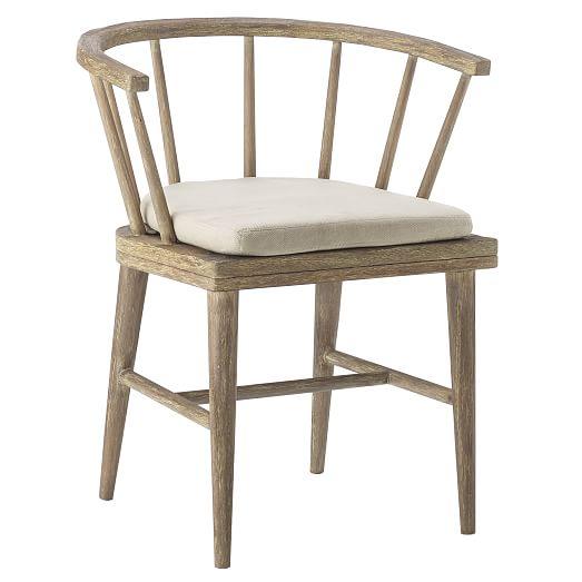 Dexter Outdoor Dining Chair Cushion