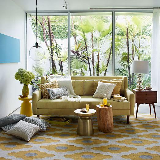 crosby sofa west elm. Black Bedroom Furniture Sets. Home Design Ideas