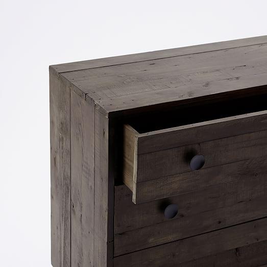 wood 3 drawer dresser drawers