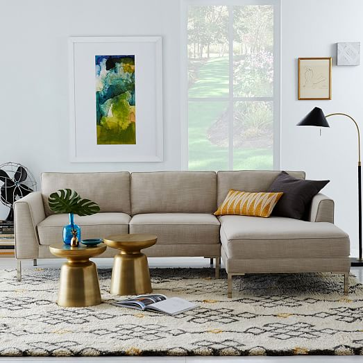 build your own marco sectional pieces west elm. Black Bedroom Furniture Sets. Home Design Ideas