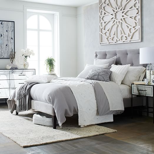 Small Apartment Bedroom West Elm Bedroom Ideas Bedroom Design Houzz Lighting Ideas For Bedroom: Organic Brighton Matelasse Duvet Cover + Shams