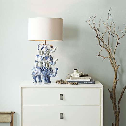Shirley Fintz Table Lamp West Elm