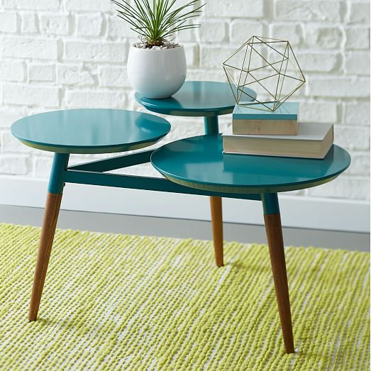 Clover Coffee Table West Elm