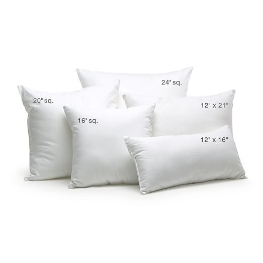 Throw Pillow Cover And Insert : Decorative Pillow Insert ? 12